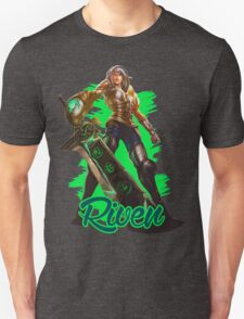 Riven League of Legends  T-Shirt