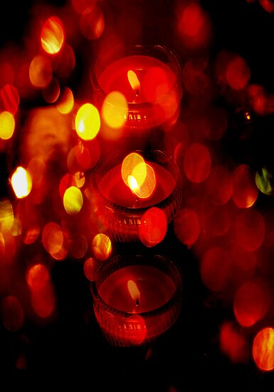 Red Light... © by Dawn M. Becker
