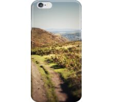 Church Stretton (Lomography) iPhone Case/Skin