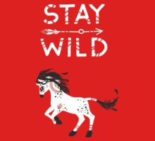 Stay Wild Baby Tee