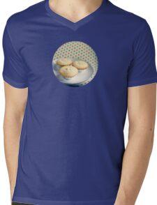 Mince pies Mens V-Neck T-Shirt