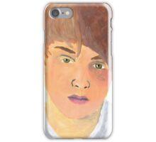 Boy with the Black Eye iPhone Case/Skin