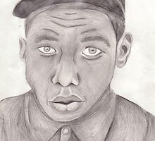 Tyler The Creator by maddyf0ureyes