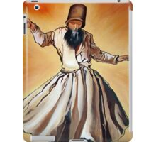 Semasen - Sufi Whirling Dervish iPad Case/Skin