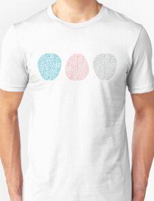 Brainy Pastel Pattern T-Shirt