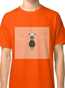 Gracie in Orange Classic T-Shirt