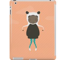 Gracie in Orange iPad Case/Skin