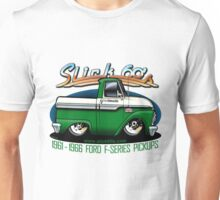 Slick 60's - Green Unisex T-Shirt