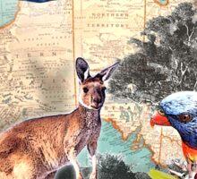 australia  Sticker