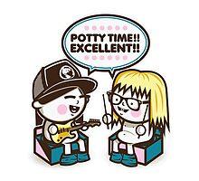 Potty Time! by Luke Kenney