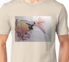 "Original Art Large Wall Art - ""Erection 299"" - Modern Abstract Expressionism Painting  Unisex T-Shirt"