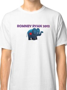 Romney Ryan 2012  Classic T-Shirt
