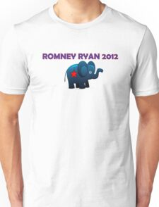 Romney Ryan 2012  Unisex T-Shirt