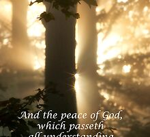 Peace of God by KellyHeaton