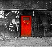 Vault by Joel Bramley