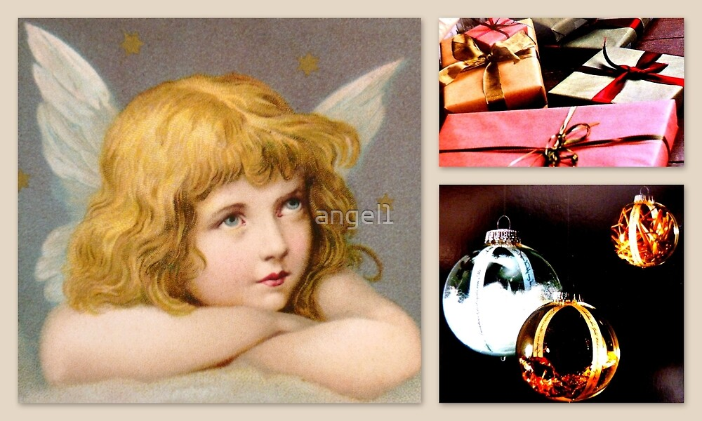 Xmas Angel by ©The Creative  Minds