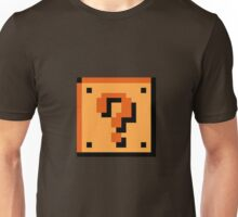 Mario question block Unisex T-Shirt