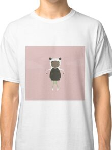 Gracie in Pink Classic T-Shirt
