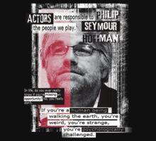 philip seymour by redboy