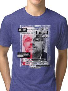 philip seymour Tri-blend T-Shirt