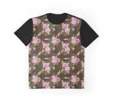 Oriental Paisley Graphic T-Shirt
