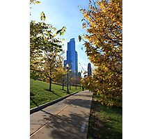Grant Park South, Chicago, IL Photographic Print