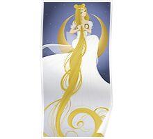 Princess Moon Poster