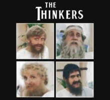 The Thinkers by Flippinawesome