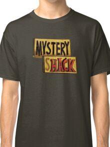 Gravity Falls Mystery Shack Classic T-Shirt