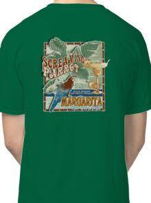 screaming parrot beach bar Classic T-Shirt