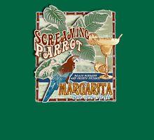 screaming parrot beach bar Unisex T-Shirt
