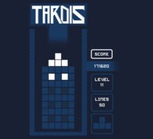 The Tetris lord! Kids Clothes