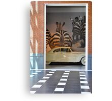 Daimler DK 400 'Golden Zebra' Coupé (1955) Canvas Print