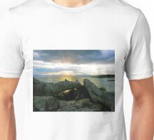 The light from above... Unisex T-Shirt