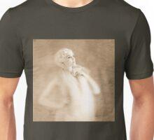 Blonde bombshell Unisex T-Shirt