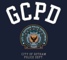 City of Gotham Police Department (Stitched) by TGIGreeny