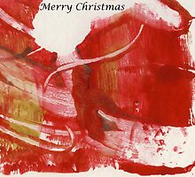 Merry Christmas by Sandy  Coleman