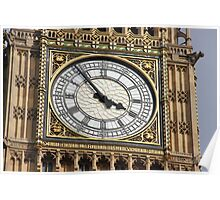 THE GREAT CLOCK OF WESTMINSTER Poster