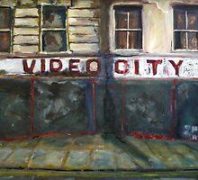 Video City by DerelictArt