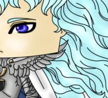 Chibi Griffith - alt Sticker