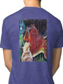midnight toker Tri-blend T-Shirt
