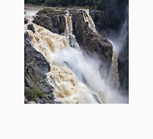 Thundering water over the falls Unisex T-Shirt