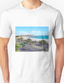 Playa de las chucharas T-Shirt