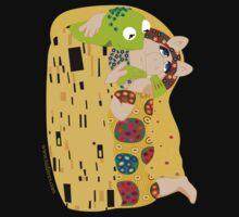 Klimt muppets One Piece - Long Sleeve