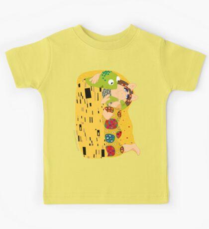 Klimt muppets Kids Tee