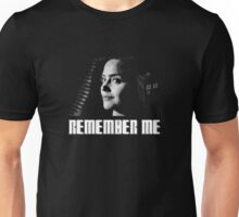 Doctor Who - OSWIN - Remember Me Unisex T-Shirt