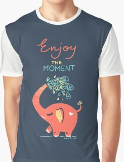Enjoy the Moment Graphic T-Shirt