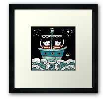 Marauding Mice Framed Print