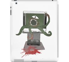 eat-tv iPad Case/Skin