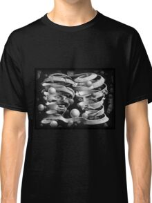 In the style of Escher Classic T-Shirt